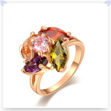 Crystal Jewelry Accessoires de mode Alloy Ring (AL0045G)