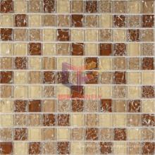 Beige Crystal Ice-Cracked Mosaic (CC163)
