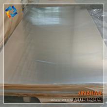 Prix de plaque en aluminium 5182