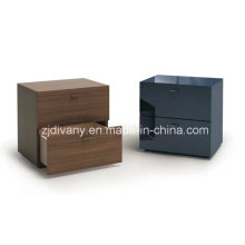 Italian Modern Wooden Bedroom Cabinet (SM-B25)