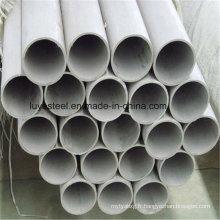 Tuyau d'acier inoxydable de soudure de tube pour l'industrialisation 904L