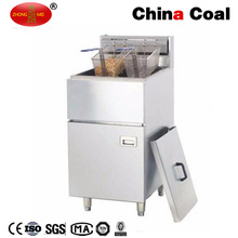 Mobile Fryer Food Cart Deep Fat Fryer
