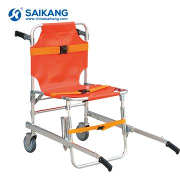 SKB040 (B001) Civière de chaise d'ambulance de premiers secours d'alliage de haute qualité