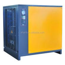 Blue color compressed air dryer with Elgi compressor