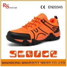 Причудливые наружные защитные туфли для мужчин Rj101