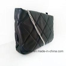 Guangzhou Supplier Lady PU Handbags Women Shopping Bag (NMDK-040604)