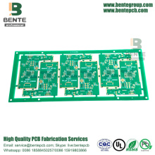 ENIG 4 Schichten Leiterplatte FR4 Tg170 Leiterplatte High TG PCB BGA