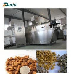 2019 New Dry Dog Cat Fish Food Processing Machinery