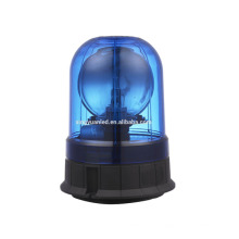 12-24V High Quality Rotating Halogen Warning PC Lens Safety LED Beacon Light