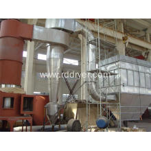 Pulsed air dryer chimycin dryer rapid rotary flash dryer