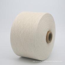 fil de coton régénéré coloré de haute qualité recyclé teint Ne 6s pour kntting des gants