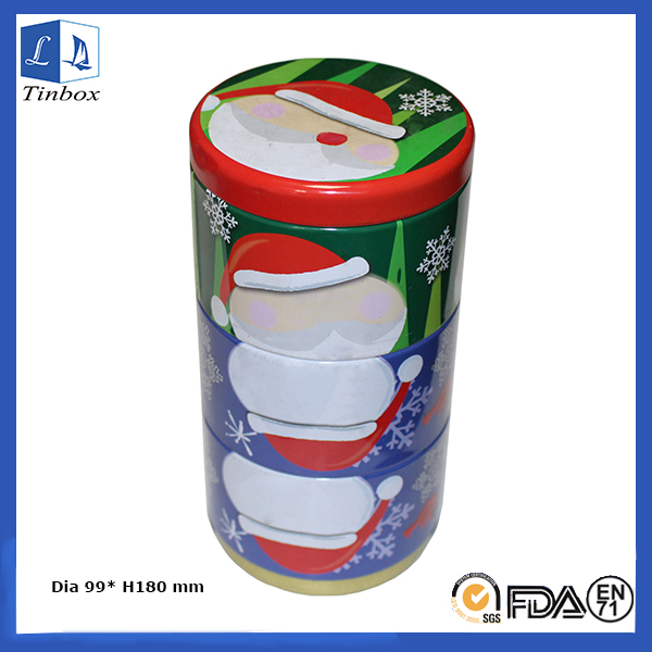 Metal Tin Containers Wholesale