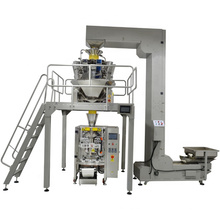 Best Price Automatic Dry Food Potato Chips Candy Snack Packaging Packing Machine