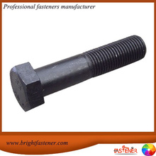 OEM China High quality for Hex Cap Bolts High Quantity DIN931 Hexgon Head bolt export to Togo Importers