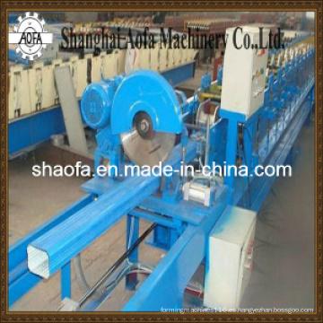 Máquina formadora de rollos de acero de color en color (AF-W50)
