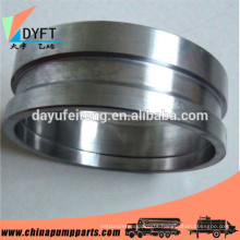 dn125 concrete pump pipe flange/weld-on collars for pump truck