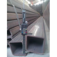 China Ms tubes carrés / Construction pipeQ235 / SS400 / SS490 Section creuse carrée ASTM A500 IN DUBAI