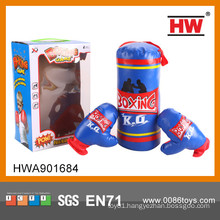 Hot Sale wholesale children sport set boxing kit