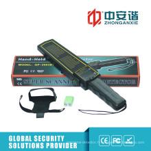 Wide Detection Zones Détecteur de métaux portable avec certification Ce / FCC / RoHS