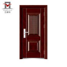 Новая модель High End Принято Oem Стальная дверь безопасности