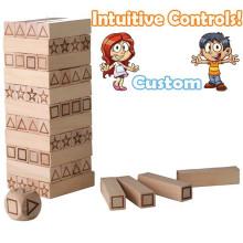 Kids Wooden Jenga Custom for Sales