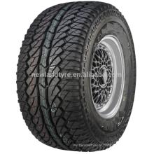 Marca famosa chinesa de alta qualidade semi-aço radial pneus de carro pneu de carro made in china