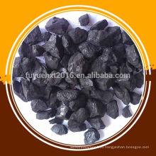 Цена низкая высокая углерода добавка / антрацита средства фильтра 1-3мм