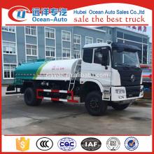 Dongfeng 4x4 camión cisterna de agua en venta