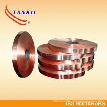 Nickel copper CuNi 23 alloy strip