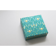 High Quanlity Best Design Hot Stamping Paper Gift Box