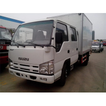 ISUZU 100P small refrigerated truck for sales