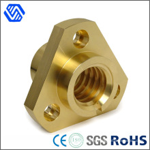 Carbon Steel Furniture Locking T Nut Brass Triangle T Nuts