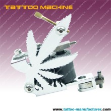 Entry level coil tattoo machine