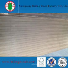 Teca natural de la teca AA tablero de madera contrachapada de lujo