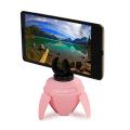 Mini Smart Selfie Robot Portable Wireless Bluetooth Selfie Robot for Smartphones