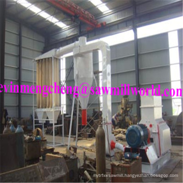 Hammer Mill Wood Powder Production Line Sawdust Grinding Machine