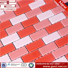 made in china Mixed crystal glass mosaic tile for barthroom design