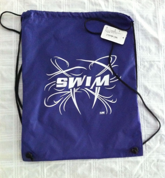 Nylon Swim Bag