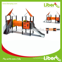2015 zhejiang manufacture children used outdoor playground equipment with CE, GS