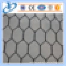 Pvc beschichtetes galvanisiertes sechseckiges Drahtgeflecht