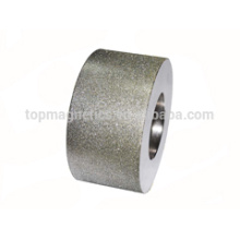 electroplated diamond dressing roller for corrugated roller of packaging machine