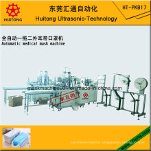 Automatic Medical Face Mask Making Machine