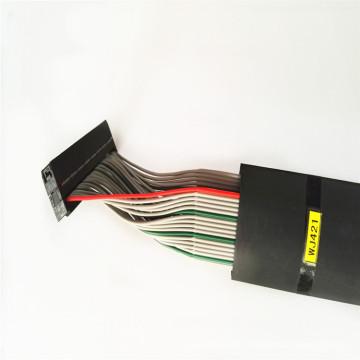 Custom flat ribbon cable engraving machine