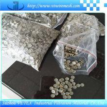 Disco de filtro SUS 316 Vetex