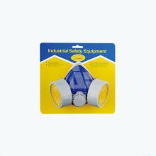 Wiederverwendbare Half Face Powered Air Toxic Dust Chemical Supply Air Patrone Atemfilter Ausrüstung Schutzmaßnahmen Masken
