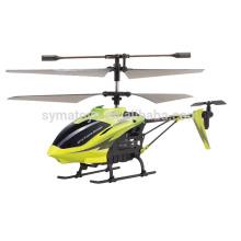 2.4G diente azul SYMA S39 3.5 canales de control remoto de helicóptero para adultos