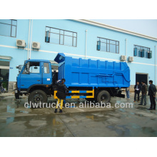 Factory Price Dongfeng 15M3 waste collecting trucks