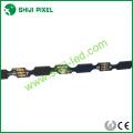 S Form SMD3535 5V Flexible wearable led strip lighting