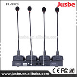 Jusbe FL-9328 professional meeting desk gooseneck wireless FM vhf microphone