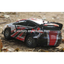 Professional 2.4G frequency proportion of 1:18 four-wheel drive rally car rc car